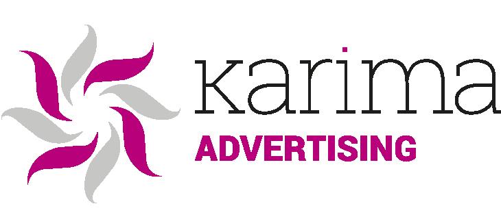 KARIMA advertising